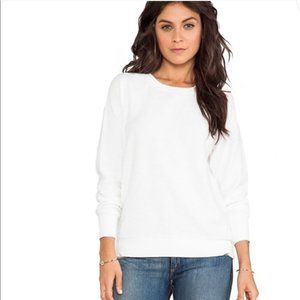 Soft Joie Annora Sweatshirt in Porcelain